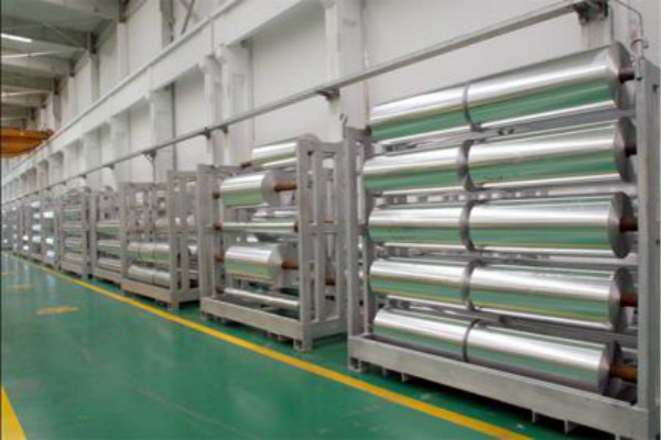 Mingtai 260 Tons 8011 and 8079 Household Aluminum Foil Orders