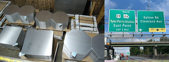 Aluminum Sheets for Sign Making