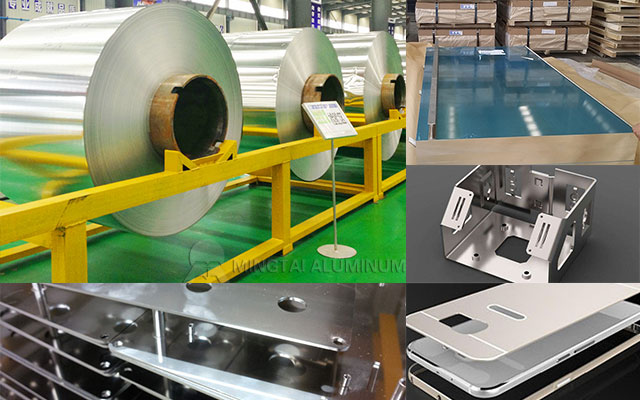 180 tons 5052 h32 Aluminum Sheet/ Coil to New Zealand
