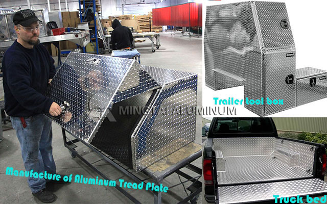 Best-Selling 4017 Aluminum Tread Plate for Sale in U.S.